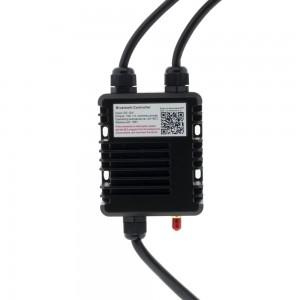 Contrôleur LED étanche RGB pour bluetooth IP68 12/24V