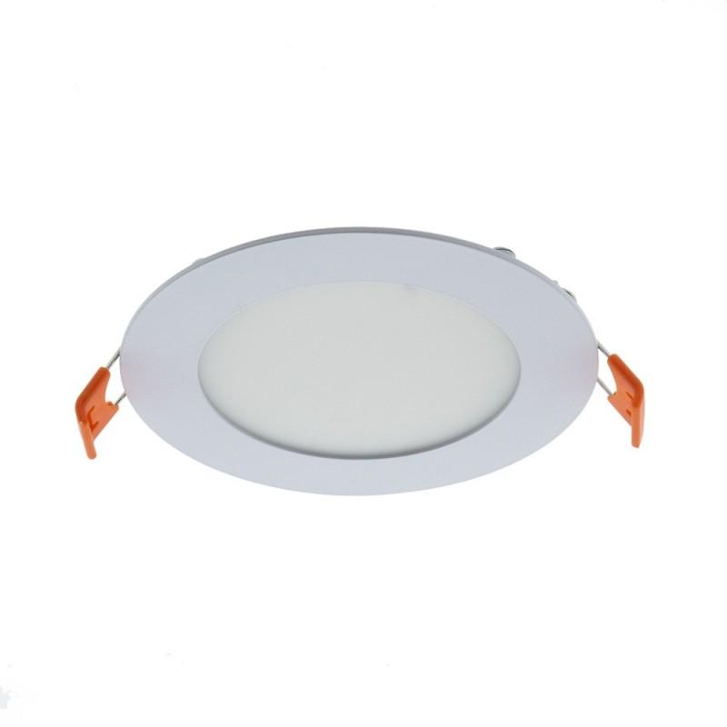 Spot LED encastrable extra-plat rond 6W
