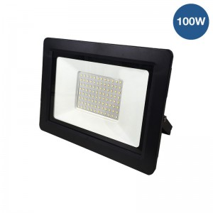 Proyector LED slim cristal 100W 9000LM IP65