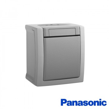 Interruptor estanco 10A 250V IP54 Panasonic Pacific