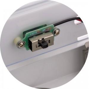 Linéaire LED CCT 40W 120cm avec sélecteur