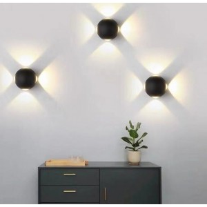 "Applique LED murale ""CROSS"" 12W"