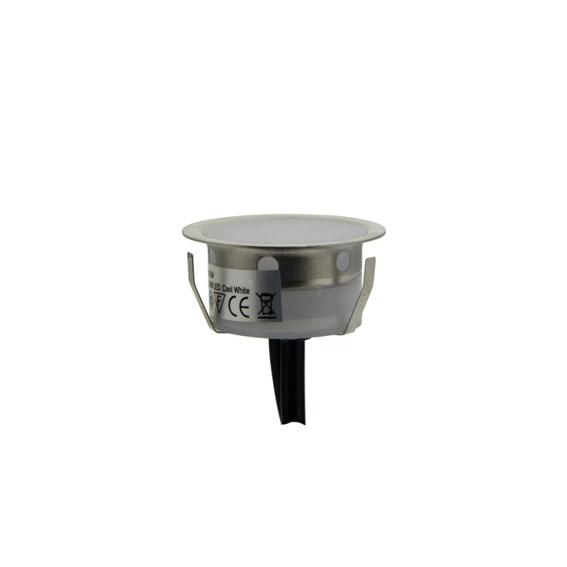 Kit 6 Balises 0,4W IP67 + Câbles + alimentation 12V