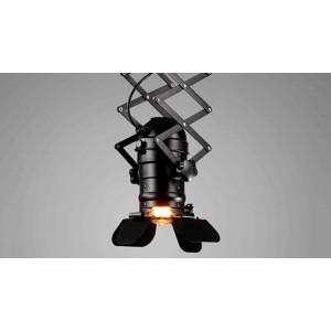 Lampe projecteur extensible cinéma vintage