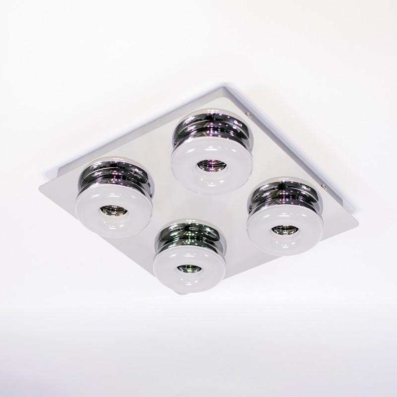 Plafonnier LED salle de bain