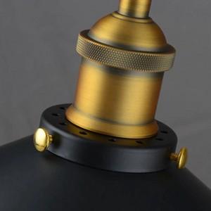suspension rétro métal