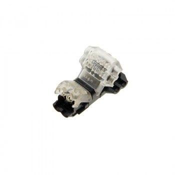 Connecteur 2 câbles en T 36V 9A
