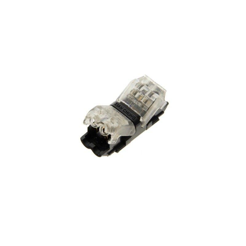 Connecteur 2 câbles en série 36V 9A