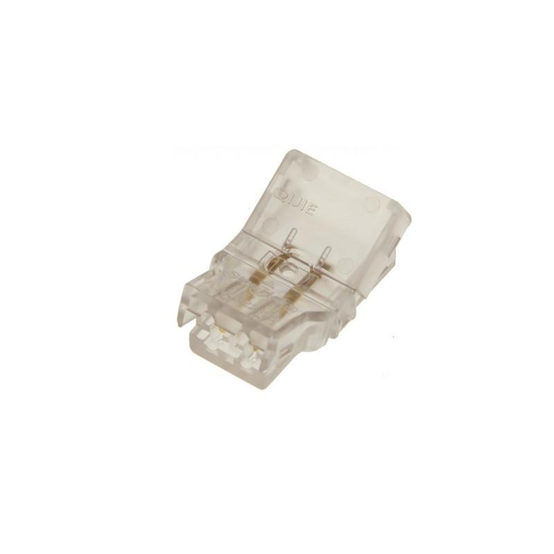 Connecteur étanche 2 broche - Ruban à câble PCB 10mm IP66