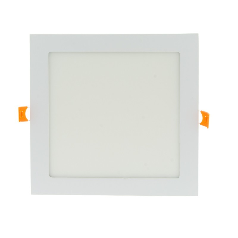 spot LED 18W encastrable carré