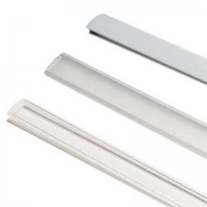 Diffuseur 16mm  Opale/Glacé/Transparent (2 m)