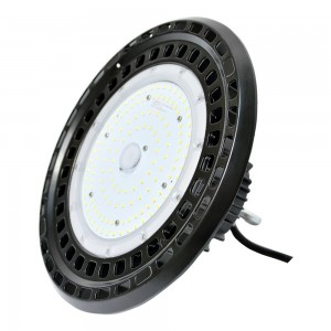 CLOCHE INDUSTRIELLE LED SLIM UFO 100W HAUT RENDEMENT 130LM / W PUCE SAMSUNG SMD2835 5000K