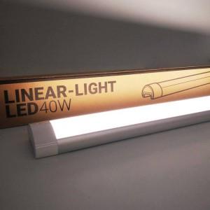Réglette LED LED 40W 120 cm IP40