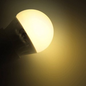 Ampoule LED E27 4W B45