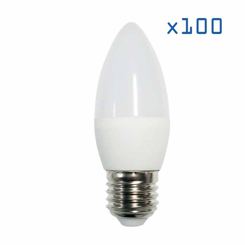 Pack 100 ampoules E27 4.2W