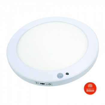 Acheter Plafonnier Led Circulaire De Surface 18w Avec Capteur