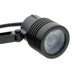 Spot LED sur piquet 6W IP65