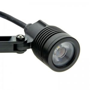 Spot LED sur piquet 3W IP65