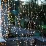 Cascada luminosa de hilos LED FAIRY LIGHT 1,2W 20x2m IP44