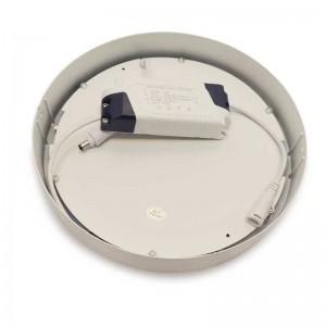 Plafonnier LED 18W rond