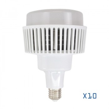 Cloche industrielle LED 120W 90º Chips CREE