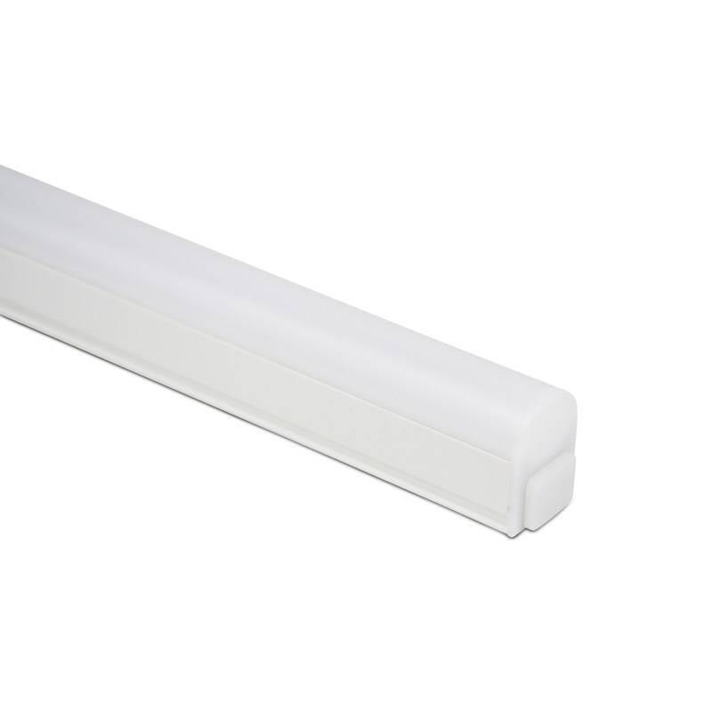 Reglette LED T5 595mm 9W Opale
