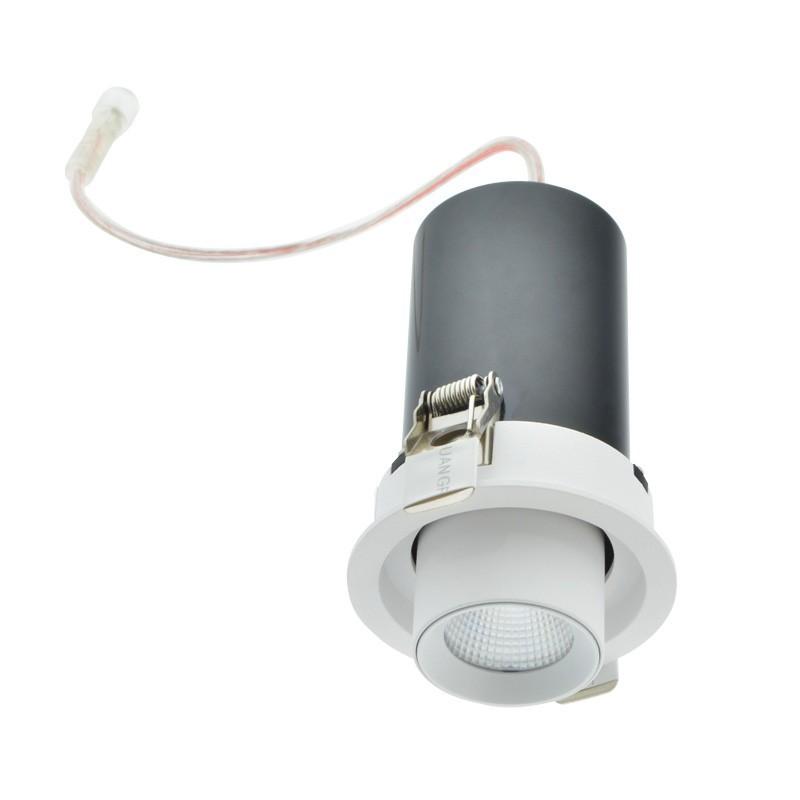 Unión tira a tira con cable para tira monocolor a 230V-DC