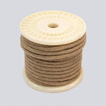 Câble électrique tissu 1 Lin 2 x 0,75