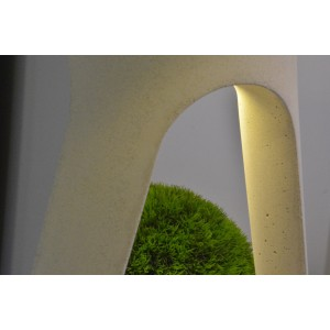 Lampe LED jardin
