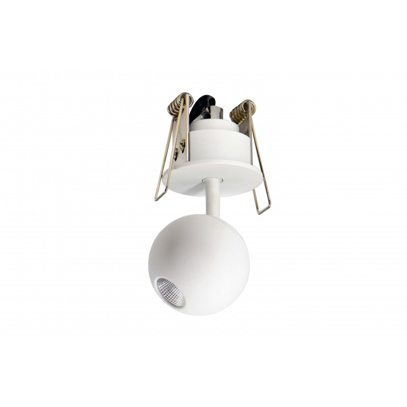 Spot LED 5W orientable et encastrable