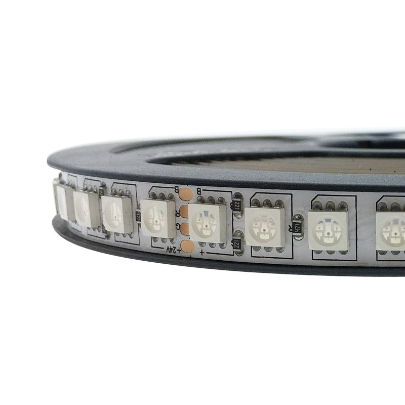 Tira LED 5m, 12V-DC, SMD 3528, 48W, IP20, Monocolor