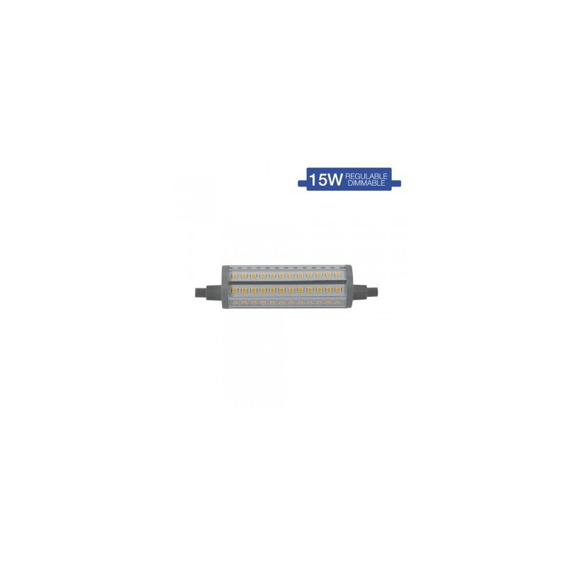 Ampoule LED R7S 15W Dimmable 118mm SMD3030