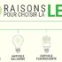 10 raisons de choisir la technologie LED