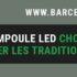 Quelle ampoule LED choisir pour remplacer une ampoule traditionnelle ?