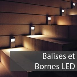 balise encastrables LED