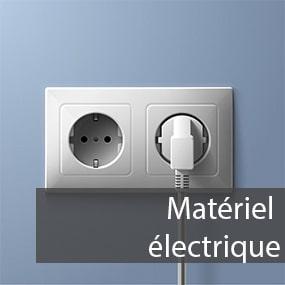 matériel électrique éclairage