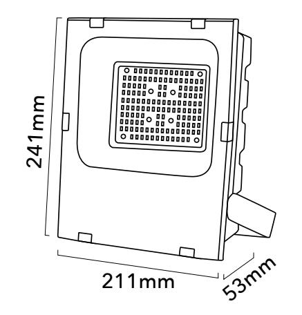 projecteur-led-50W-pro-garantie-5ans
