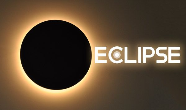 lampara pared aplique eclipse
