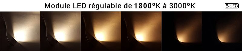 Module LED régulable