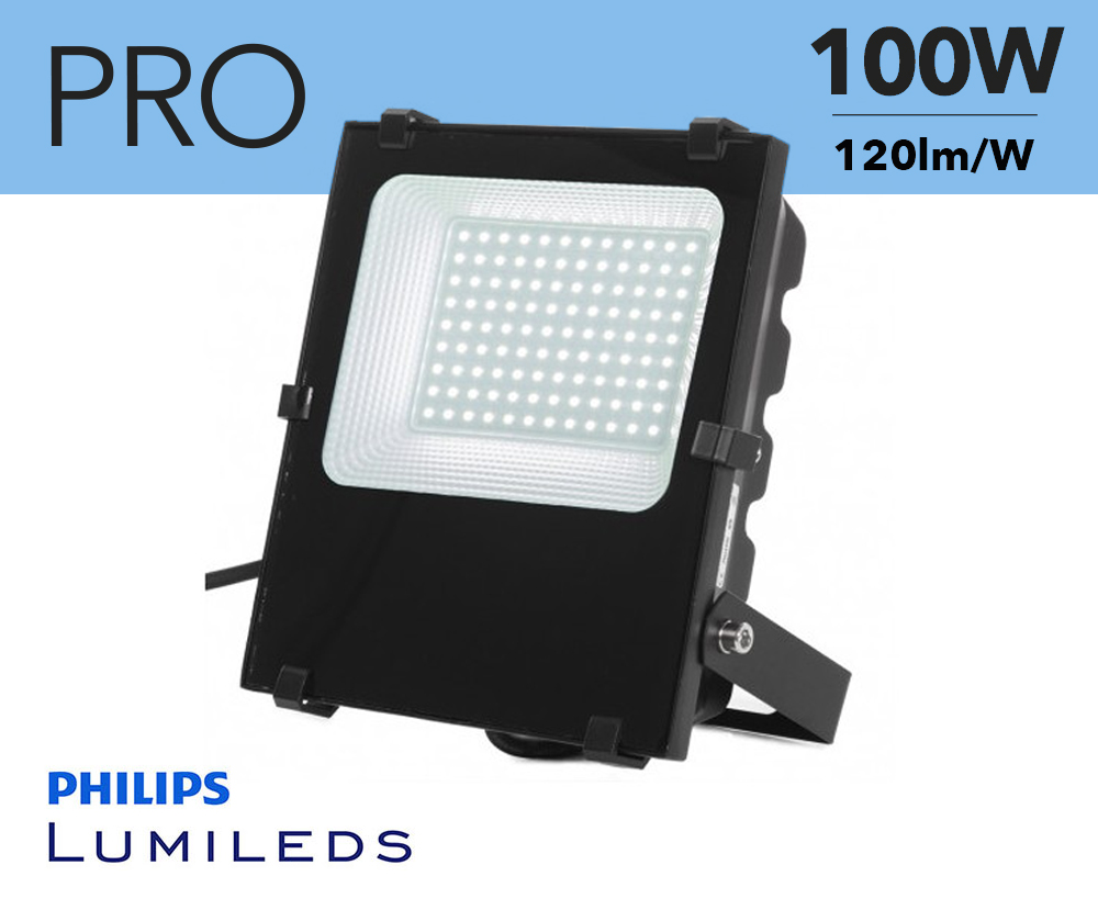 projecteur LED 100W