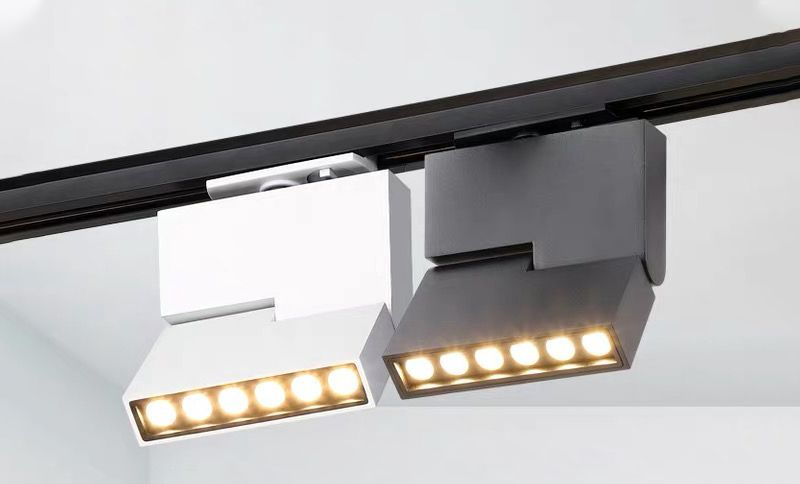 spot led triphasé URG 19