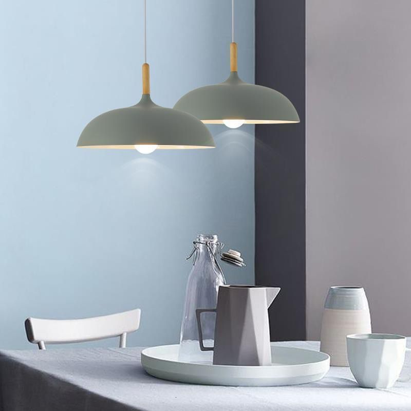 Suspension scandinave E27 moderne cuisine
