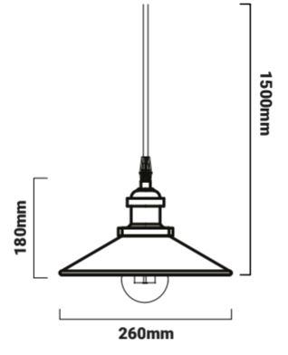 suspension clock work 2 dimensions