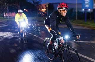 lampe solaire bicyclette étanche