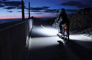 lampe led vélo blanc froid