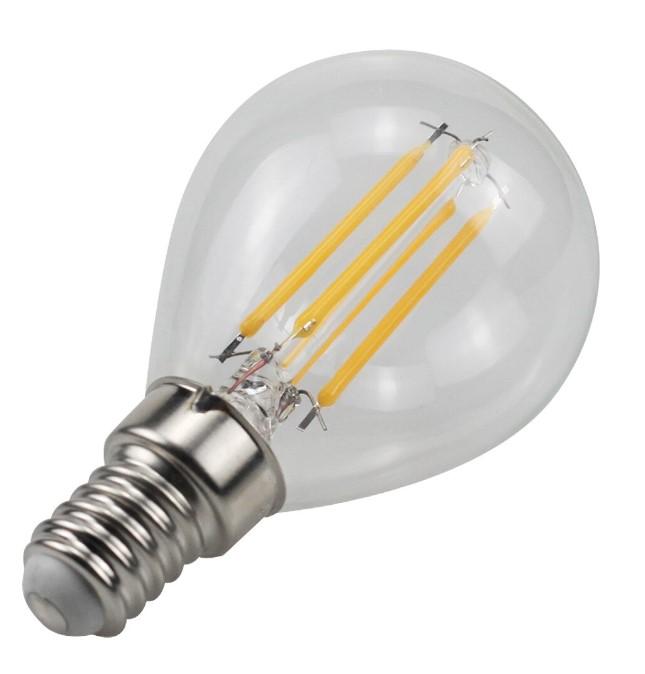 ampoule E14 filament