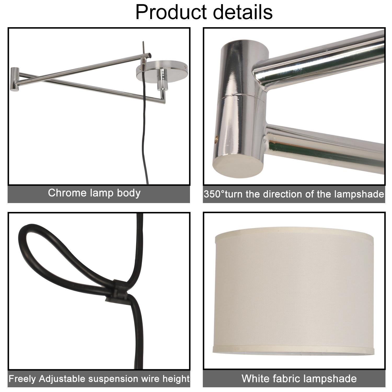 Lampe de suspension Neck détails produits
