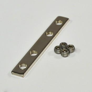pièce écrou métal montage suspension UGR16