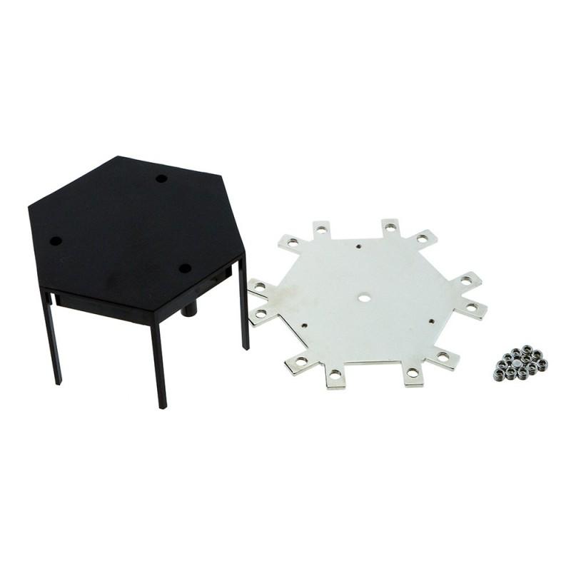 accessoire métal montage suspension UGR16