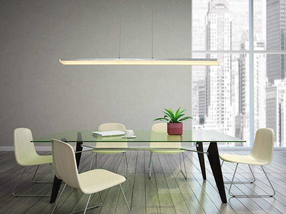Lampe de suspension moderne